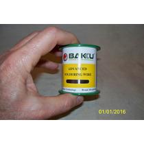Rollo Soldadura Baku Electrónica 0.3mm,con Plata 0.3%,100gr.