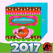 Kit Imprimible Toda Ocasion Bautizo Comunion Xv Fiestas 2016