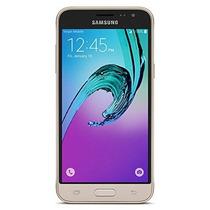 Samsung Galaxy J3 (2016) - Sin Contrato De Teléfono - Oro -