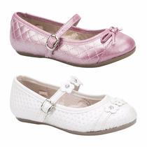 Kit 2 Pares De Zapato Para Nina Vivis Shoes Kids Ad5704