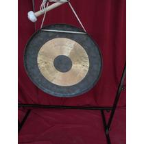 Nuevo Gong 26 Cymbal Gong Wuhan Tam Tam Base De Plato Chino