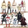 Star Wars Set 8 Figuras Original