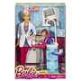 Juguete Barbie Carreras Dentista Playset