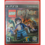 Lego Harry Potter Years 5-7 Para Ps3, Playstation 3