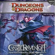 Dungeons And Dragons: Castillo Ravenloft Junta Juego