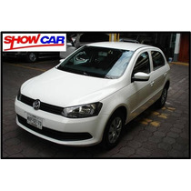 Showcar. Gol Cl 2014.5 Vel,dh,a/c,cd,ba,abs. Mot 1.6 Lts