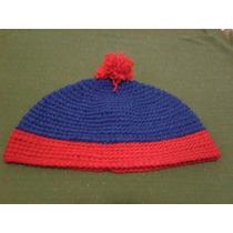 Gorro Para Niño Tejido A Crochet