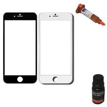 Cristal Iphone 6 Y 6 Plus +gel Uv+herramienta+removedor Uv