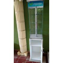Torre De Exhibicion Movistar Vitrina Para Celulares, Regalos