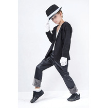Michael Jackson Traje - Kid Childrens Billie Jean