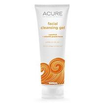 Acure Limpieza Facial Gel Superfruit + Chlorella 4 Oz