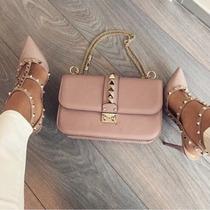 Hermosas Zapatillas Cuatro Mexicano Como Valentino