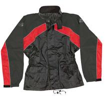 Impermeable Joe Rocket Rs-2 Rain Suit Rojo