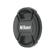 Tapa De Lente Lc-58 Snap-on Front Lens Cap Nikon