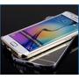 Bumper Case De Lujo Aluminio Para Galaxy S6 Y S6 Edge