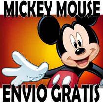 Kit Imprimible Disney Mickey Adornos, Cotillón Y Souvenirs
