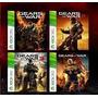 Saga De Gears Of War Completa Para Xbox One Y Xbox 360