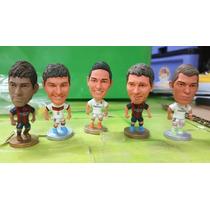 Muñeco Coleccionable Jugadores Barcelona Real Madrid