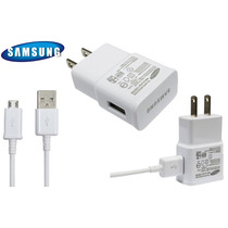 Cargador Samsung Original + Cable Usb S3 S4 Note3 Galaxy Tab
