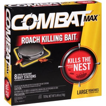 Combate Max Roach Killing Cucarachas Grandes Estaciones De C