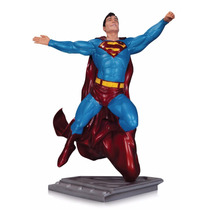 Dc Collectibles Superman The Man Of Steel By Gary Frank