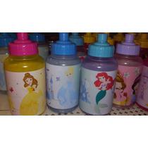 Fiesta Disney Princesas Cilindros Termos! Recuerdos Cotillon