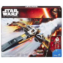 Oferta Nave Star Wars X Wing The Force Awakens Poe Dameron