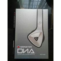 Audifonos Monster Dna White Tuxedo Nuevos, Sellados