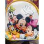 Lote 10 Mochilas Dulceros Mickey Y Minnie