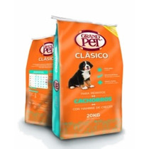 Grand Pet Clásico Cachorro, Alimento Para Perro