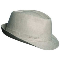 Gorra Stetson Hombres De Osceola Tacaño Brim Lino Hat Natur