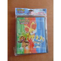 Carpeta Coleccionadora Pokémon Tcg