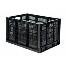 Caja De Plástico Cpr Colapsable Dimensiones (cm): 60x40x34h