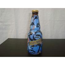 Botella Cerveza Negra Modelo Edicion Gusto - Changoosx