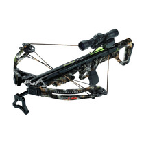 Ballesta Carbon Express Covert 3.4 Crossbow Kit (rope Cocker