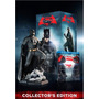 Batman Vs Superman Blu-ray + Dvd + Figura De Batman