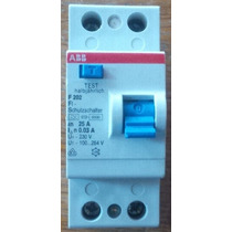 Interruptor Termomagnetico Abb - Test In 25 A