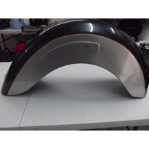 Vt 750 Shadow 2003-2006 Salpicadera Trasera Gris Oscuro