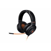 Razer Kraken Pro Over Ear Pc And Music Headset, World Of Tan