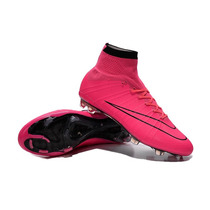 Tacos Nike Mercurial Superfly Lightning Storm Pack Rosa