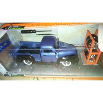 Camioneta Chevy Pickup 1953 Azul Jada Just Trucks Lyly Toys