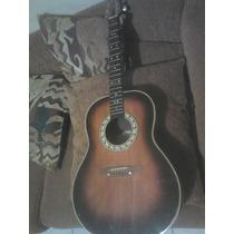 Guitarra Acustica Ovation Modelo 1112-1 Con Estuche Original