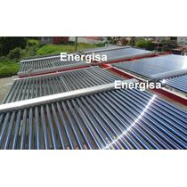 Maa Calentador Solar Para Alberca Y De Uso Domestico