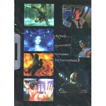 Carpeta Plastica Tekken 3 The King Of Iron Fist Y0283 3