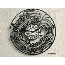 Original Reloj De Pared En Disco De Vinil - Serpiente