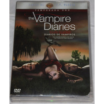Diarios De Vampiros. Serie De Tv