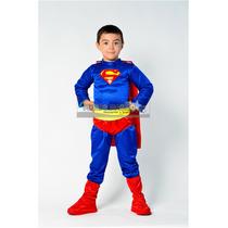 Disfraz Estilo Superman