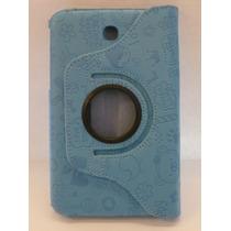 Funda Giratoria Samsung Galaxy Tab 3 7 Pulgadas Azul Cielo D