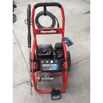 Hidrolavadora Homelite 2700-psi 2.3-gpm Gasolina