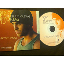 Enrique Iglesias Single Importado Be With You